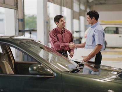 Verkäufer, Auto, D&M Beratung
